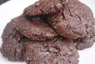 Healthy Chocolate Chip Cookies - Plant based whole food