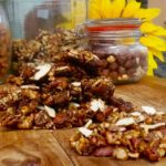 Healthy Nut Crunch (no added sugar!)
