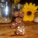 Low Carb Mixed Nut Chocolate Ball