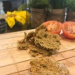 Asian Inspired Quinoa Crispbreads