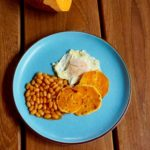 Toasted Sweet Potato Brekky!